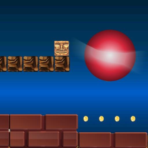 A Boom Ball - Triple Platform Jump