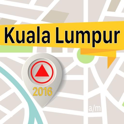 Kuala Lumpur Offline Mappa Navigatore e Guida