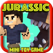 JURASSIC CRAFT ( Dino Hunter ): SURVIVAL Block Mini Game with Multiplayer