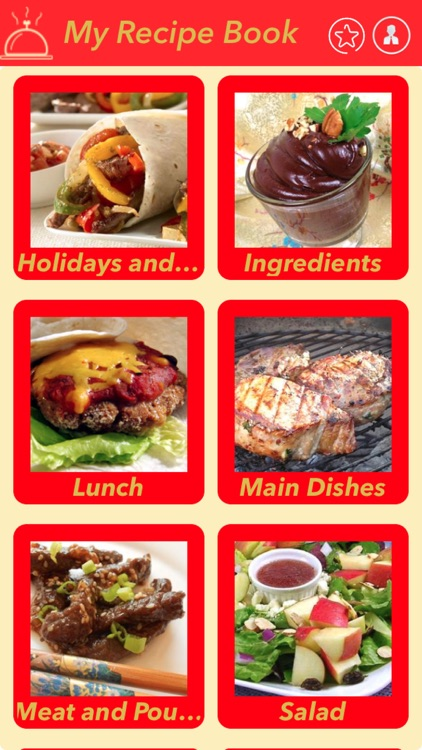 My recipe book app by thawatchai boontan my recipe book app forumfinder Images