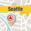 西雅圖 離線地圖導航和指南
