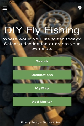 DIY Fly Fishing screenshot 1