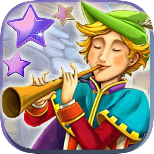 Scratch classic fairy tales – discover Cinderella, Snow White or Rapunzel in this free game for boys and girls iOS App