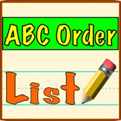 ABC Order List on the App Store