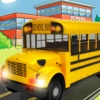 School Bus City Driver