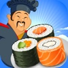 Food Court Sushi Fever: Japanese Master Chef Cooking Scramble FREE