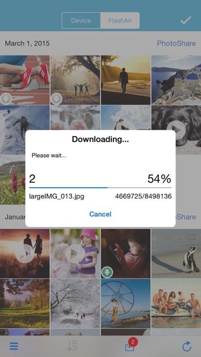 download FlashAir apps 0