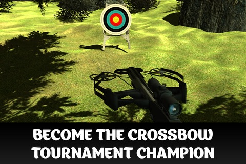 Crossbow Shooting Championship 3D Full screenshot 4