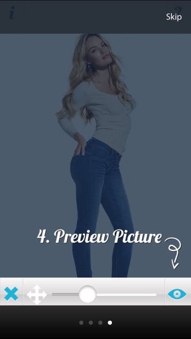 Instacurves Pro - Body Shaper Screenshots