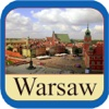 Warsaw Offline City Travel Guide