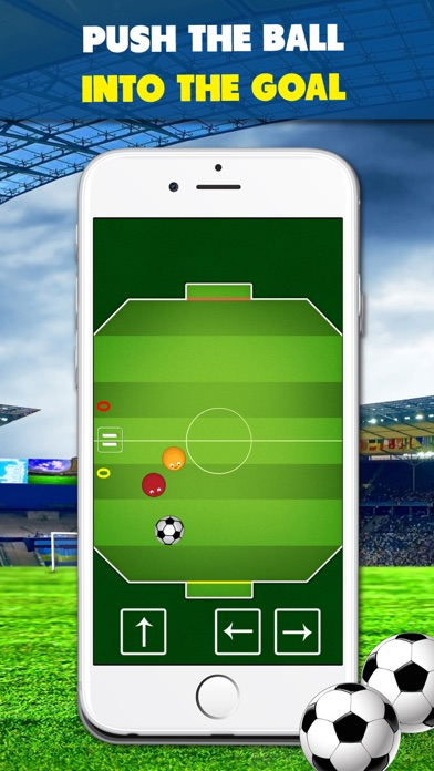 download Chaos Soccer Scores Goal - Multiplayer football flick apps 4