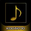 KBOXPROー数百万曲が完全無料で音楽聴き放題アプリ(ケイボックスプロ)