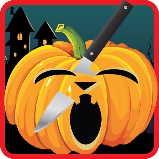 Pumpkin Maker Designer - Dressup & haunted halloween games for girls iOS App