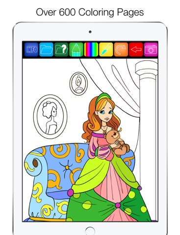 Coloring Expert Pro A Book App For Kids And Adults Alike