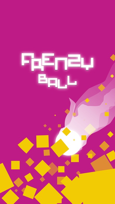 Frenzy Ball - Brick Breaker screenshot one