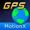 MotionX GPS icon