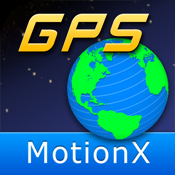 MotionX GPS icon