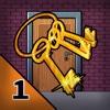 密室逃脱:逃离公寓 - 史上最高智商的越狱密室逃亡官方经典游戏