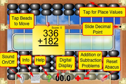 Abacus Deluxe screenshot 3