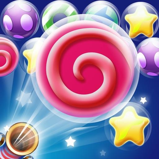 泡泡龍糖果消除-最好玩的最經典的糖果三消粉碎遊戲