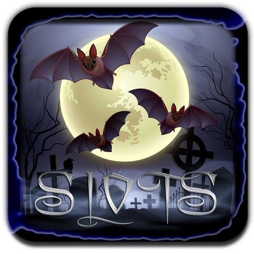 Moonlight & Bat Sots - Free Casino Slot Machine Game iOS App