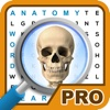 Anatomy Word Search Pro- A Word Find Puzzle Study Tool With Medical Terminology Vocabulary Terms
