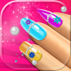 Nail Fairy Tale for Girls – Princess Nails Makeover with Glamorous Designs in Manicure Salon