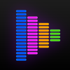 Equalizer+  -  great volume booster sound effects and visualizer for music fans