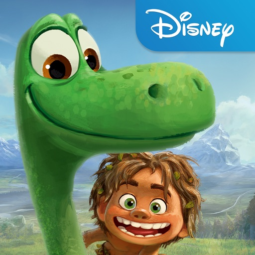 The Good Dinosaur: Storybook D... app for ipad