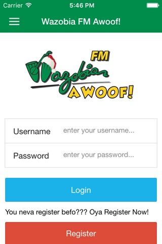 Wazobia FM screenshot 1