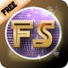 Funky Sounds -  Top Funny Free Sounds App!  Best Music Beats with Neon Dancers and Fun Soundboards!