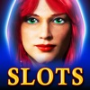 Vegas SLOTS - Mermaid Queen Casino! Win Big with Gold Fish Jackpots in the Heart of Atlantis!