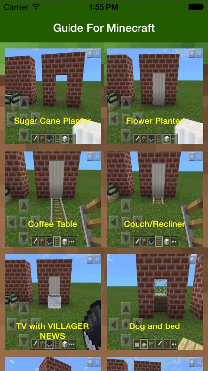 Minecraft Pe Furniture free furniture for minecraft pe (pocket edition) - furniture for