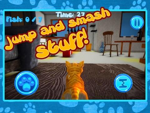 My Cat Simulator - Catch Fish для iPad