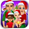 Little Christmas Santa Vacation Salon - baby xmas doctor spa games!