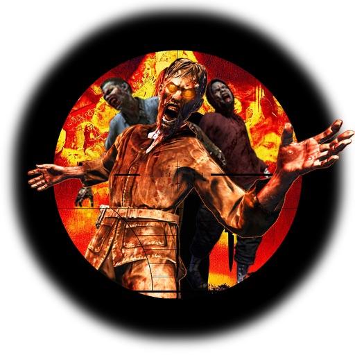 Zombie Combat Shooting Defense iOS App