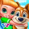 Dog Walker - Morning Madness Adventures logo