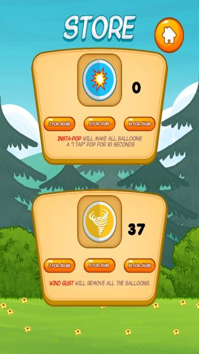 Balloon Burst Classic screenshot 5