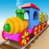 Tiny Book Railways