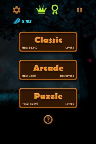 Owl night - Crush game screenshot 1