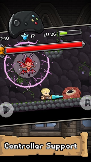 Don't die in dungeons Screenshot