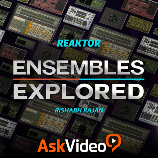 Ensembles Explored For Reaktor