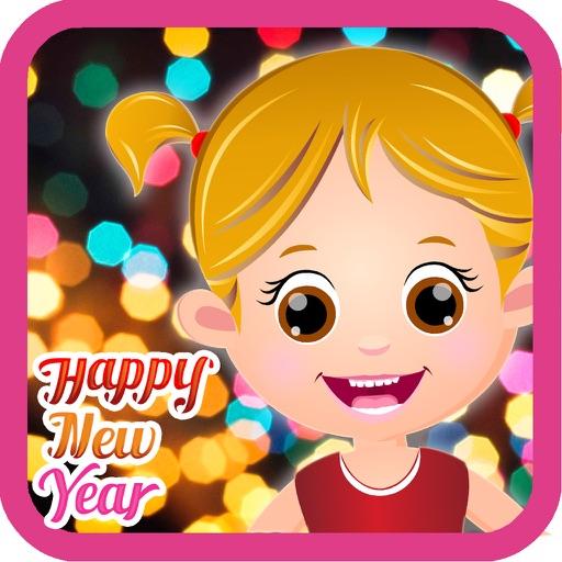 Baby Ewa Celebrate New Year iOS App