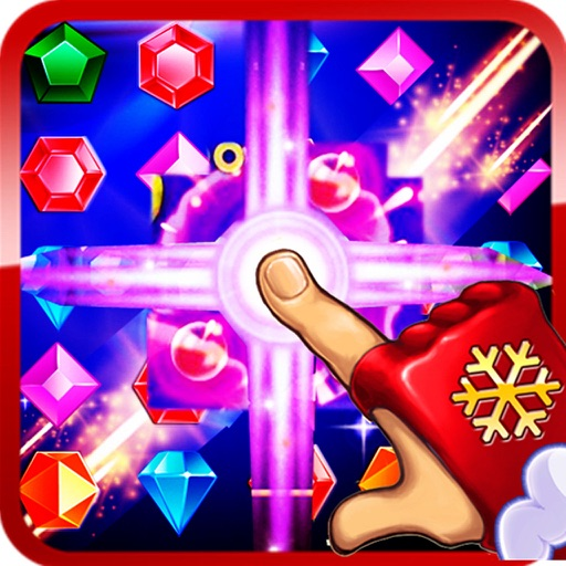 Magic Jewels Maze-Diamonds Clash Mania iOS App