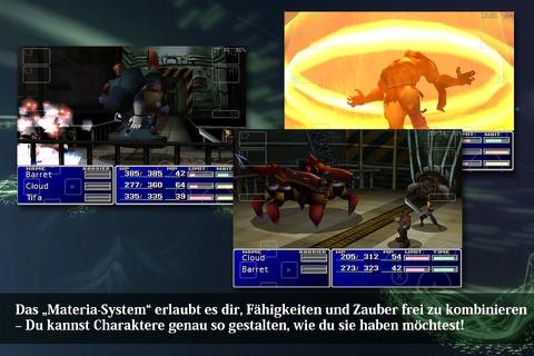 FINAL FANTASY VII screenshot 4