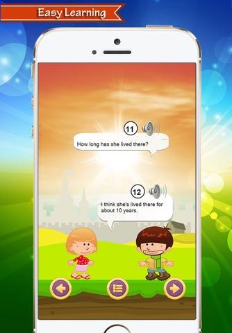 English Speak Conversation : Learn English Speaking  And Listening Test  Part 7 screenshot 2