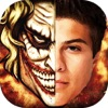 Scary Clown Face Maker - Photo Editor with horror Mask