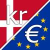 Danish krone Euro converter
