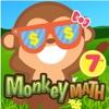 7th Grade Math Curriculum Monkey School Free game for kids