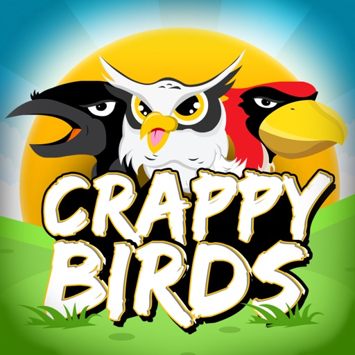 Crappy Birds iOS App